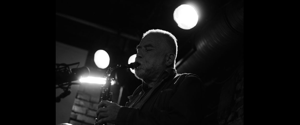 PETER BRÖTZMANN SPECIAL PROJECT